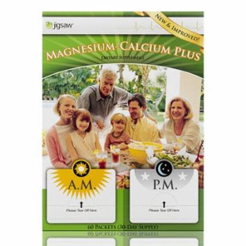 Magnesium-Calcium Plus Daily Packets - 60 Packets by Jigsaw Health