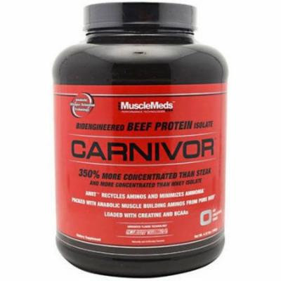 Muscle Meds Carnivor, Cherry Vanilla, 4.32 LB