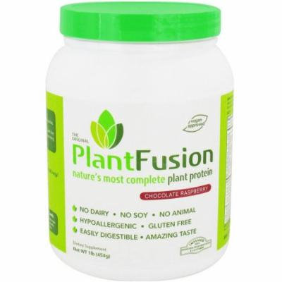 Plantfusion Complete Plant Protein Chocolate Raspberry, 1 LB