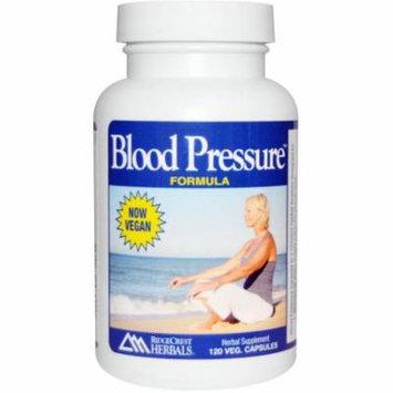 Ridgecrest Herbals Blood Pressure Formula, 120 CT