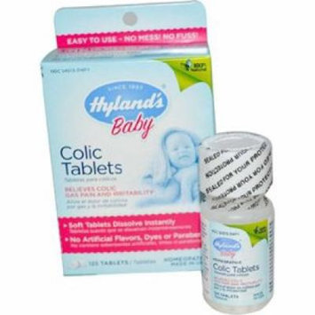 Hyland's - Baby Colic Tablets - 125 tablets, Pack of 2