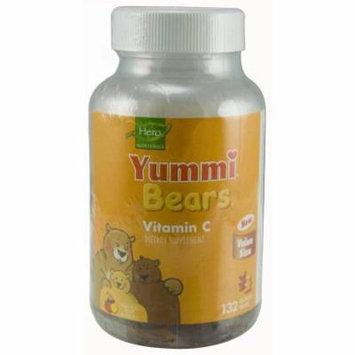 Yummi Bears Vitamin C, Antioxidant Power & Immune Health Gummies, 132 CT