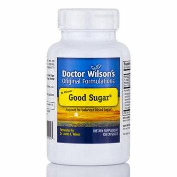 Good Sugar� - 120 Capsules by Dr. Wilson's Original Formulations