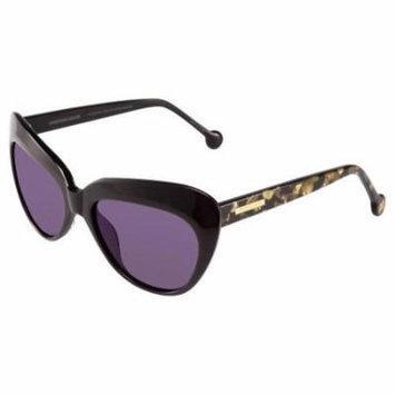 JONATHAN ADLER Sunglasses ST. TROPEZ UF Black 56MM