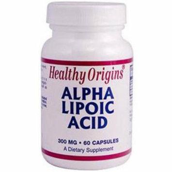 Healthy Origins Alpha Lipoic Acid Multi Vitamins Caplets, 60 CT