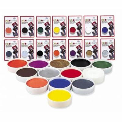 Costumes For All Occasions Dd249 Color Cup Card Moonlight White