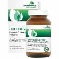 Futurebiotics Acne Advance Vegetarian Tablets, 90 CT