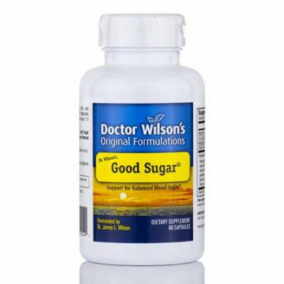 Good Sugar� - 60 Capsules by Dr. Wilson's Original Formulations