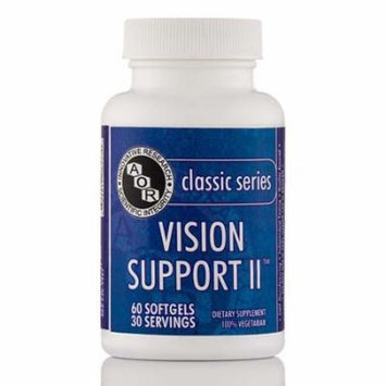 Vision Support II - 60 Softgels by Advanced Orthomolecular Research