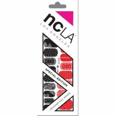 NCLA Set Trippin' Nail Wraps
