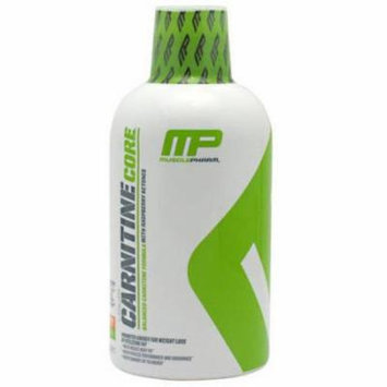Muscle Pharm Liquid Carnitine, Citrus, 30 CT