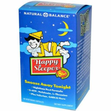 Natural Balance Happy Sleeper, 60 CT