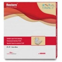 HOLLISTER Non-Adherent Dressing Restore Contact Layer Flex 4 X 5