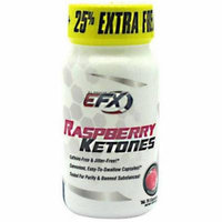 All American EFX Raspberry Ketones Capsules, 76 CT