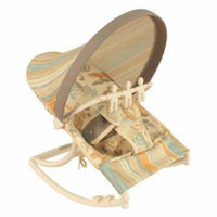 Hoohobbers Cirque Blue Rocking Infant Rocker Seat
