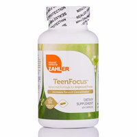 Teen Focus - 120 Capsules by Zahler