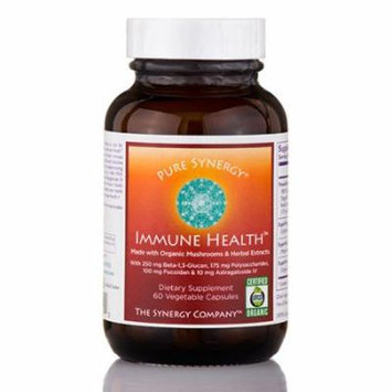 Immune Health - 60 Vegetable Capsules by The Synergy Company