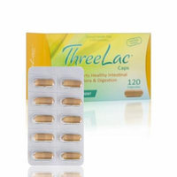 ThreeLac - 120 Capsules by Global Health Trax