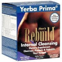 Yerba Prima Men's Internal Cleansing System Box, Capsules, 1 CT