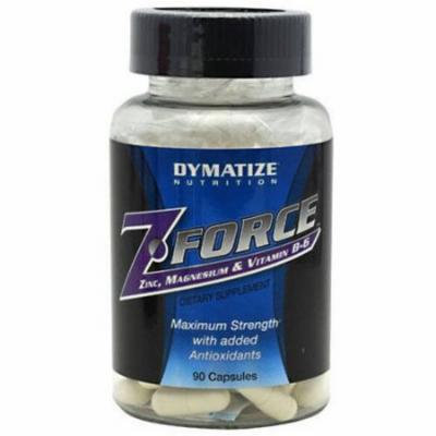 Dymatize Z-Force Capsules, 90 CT