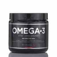 Omega-3 Fish Oil - 180 Softgel Capsules by MyoPharma