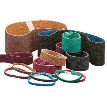 NORTON 66623333602 Sanding Belt, 6in.Wx48in.L, AO, 36G