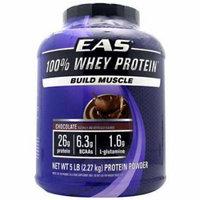 EAS Myoplex 100% Whey Protein, Chocolate, 5 LB