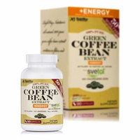 Green Coffee Bean + Energy - 90 Capsules by RightWay Nutrition