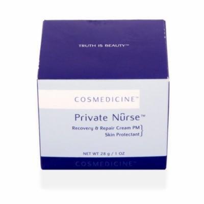 COSMEDICINE Private Nurse Recovery & Repair Cream PM 28g / 1 oz NEW