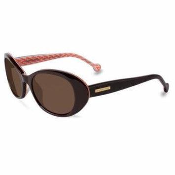 JONATHAN ADLER Sunglasses PALM BEACH UF Brown 53MM