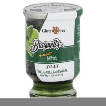 BRASWELL JELLY MINT, 11 OZ (Pack of 6)