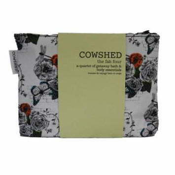Cowshed The Fab Four Bath and Body 4 pcs Set