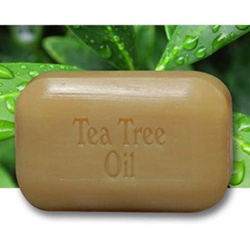 Tea Tree Soap Bar (110g) Brand: SoapWorks