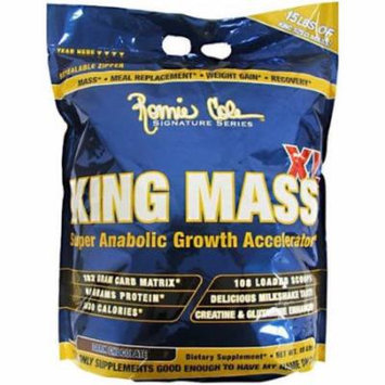 Ronnie Coleman King Mass XL, Dark Chocolate, 15 LB