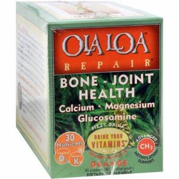 Ola Loa Repair Bone & Joint Health Drink Mix, Orange, 30 CT