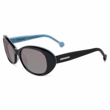 JONATHAN ADLER Sunglasses PALM BEACH UF Black 53MM