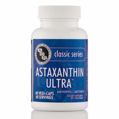 Astaxanthin Ultra - 60 Vegi-Caps by Advanced Orthomolecular Research