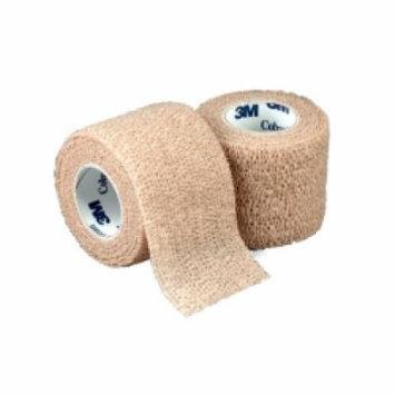 3M Compression Bandage Coban NonWoven Material / Elastic Fibers 3