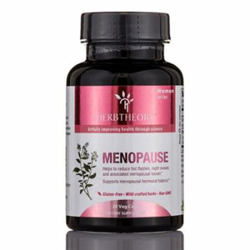 Menopause - 30 Vegetarian Capsules by Herbtheory
