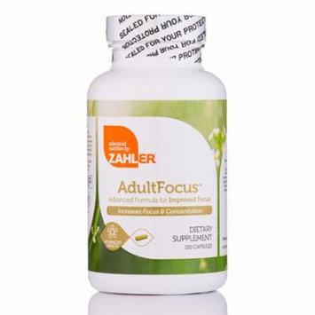 AdultFocus - 120 Capsules by Zahler