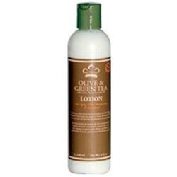 Nubian Heritage - Lotion Olive & Green Tea - 8 oz.