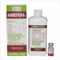 Almebex Plus B12 16 fl. oz by Newpharma INC