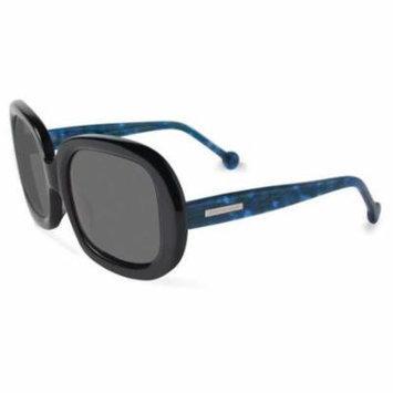 JONATHAN ADLER Sunglasses CAPRI UF Black 55MM