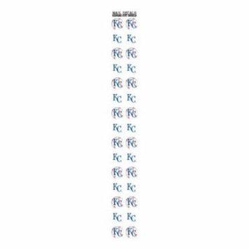 Kansas City Royals Nail Sticker Decals