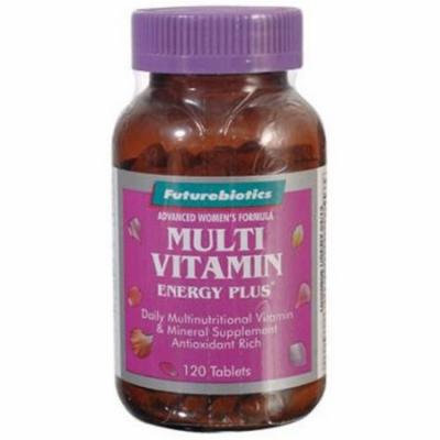 Futurebiotics Multi Energy Plus Women Tablets, 120 CT