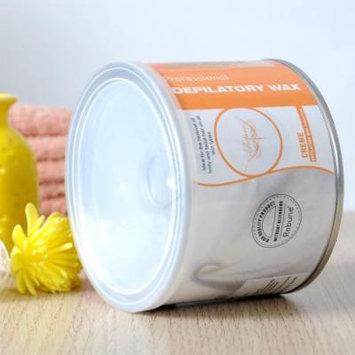Depilatory Wax Can 14oz Creme Heater Waxing Hair Removal Depliation Salon Spa