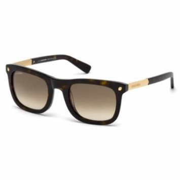 DSQUARED2 Sunglasses DQ0178 52P Dark Havana 52MM