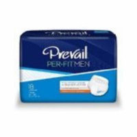 First Quality Absorbent Underwear Prevail Pull On Large Disposable Moderate Absorbency (#PFM-513-BG, Sold Per Bag)