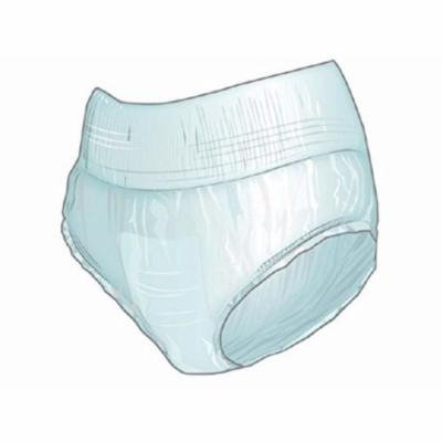 First Quality Absorbent Underwear Nu-Fit Pull On Medium Disposable Heavy Absorbency (#NU-512, Sold Per Case)