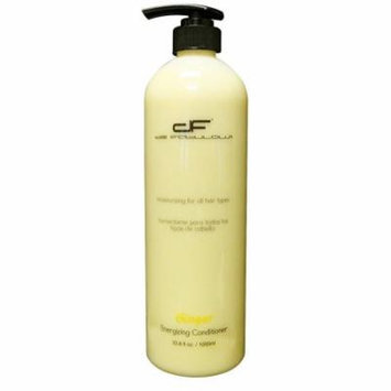de Fabulous Ginger Energizing Conditioner, 33.8 oz.